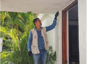 Houses inspection san juan del sur