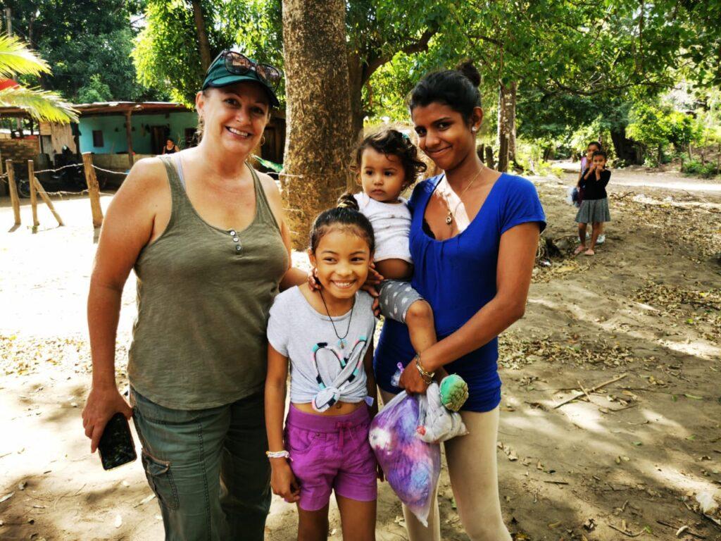 Familias san juan del sur, Natalie sullivan