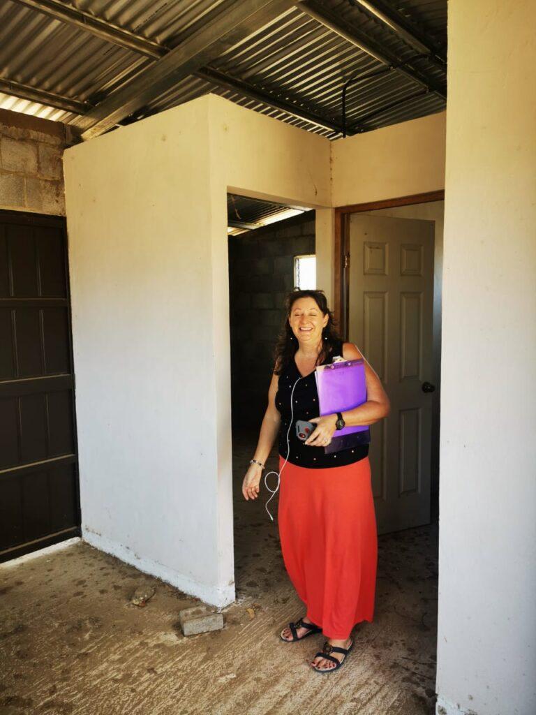 Inspección casa en las delicias Natalie Sullivan