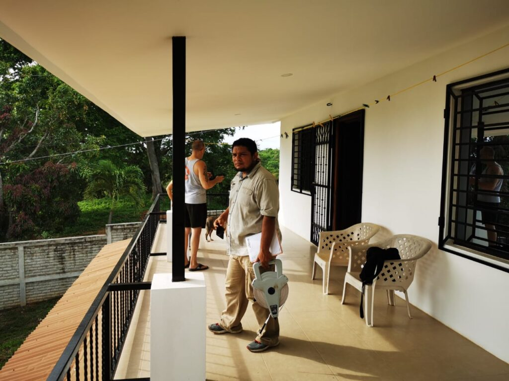 servicio Inspección servicio de casa cesar laguna